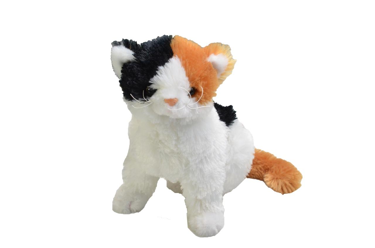 Katze sitzend  ca 23 cm