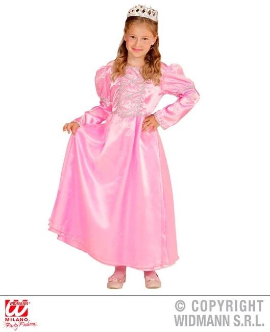 Kostüm Prinzessin (Kleid, Krone)