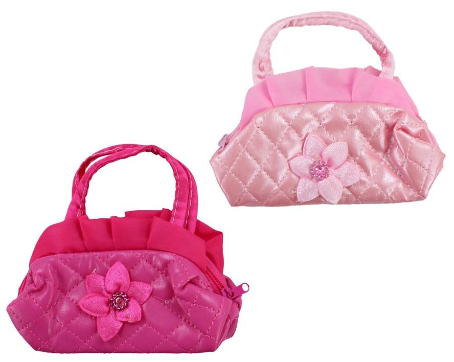 Tasche Mädchentasche 2-fach sortiert - ca 13x7cm