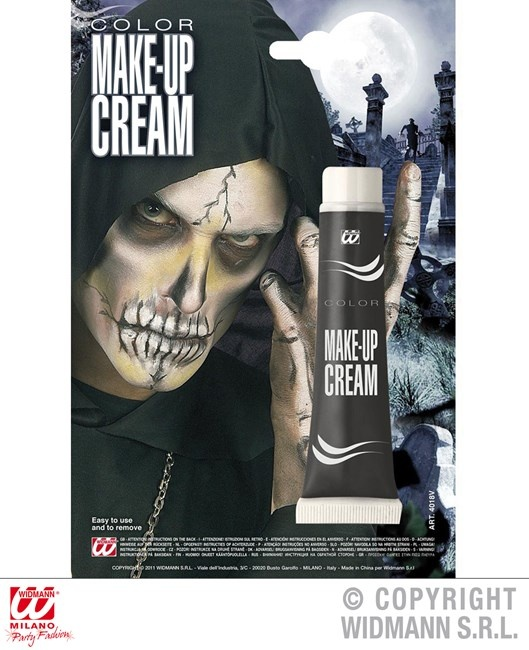 Make-up in Tube schwarz 28ml auf Karte ca 19,5x13cm