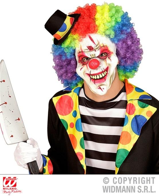 Maske Killer Clownmaske