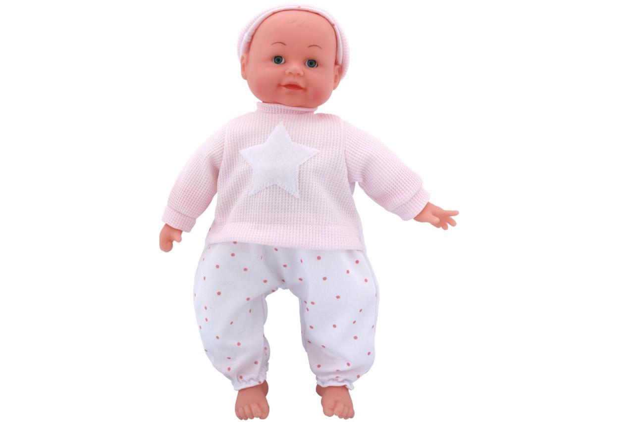 Babypuppe mit Sound ca 40cm