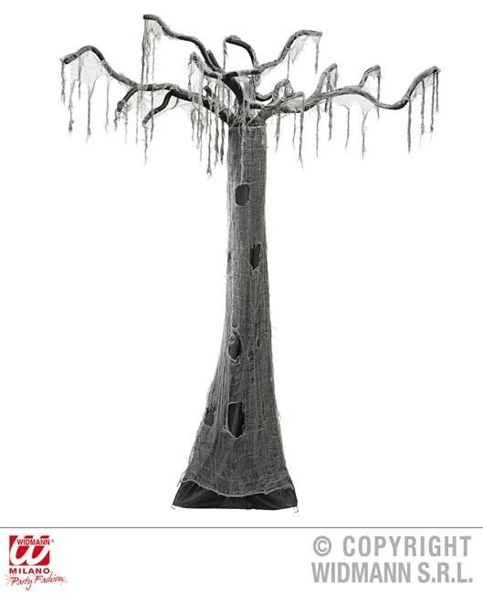 Halloweenbaum zum Aufhängen ca 280 cm