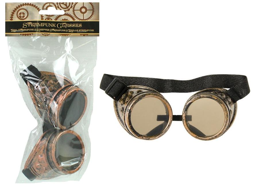 Brille Steampunk Brille