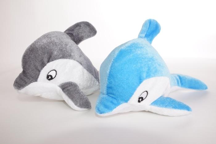 Plüsch Delfin
