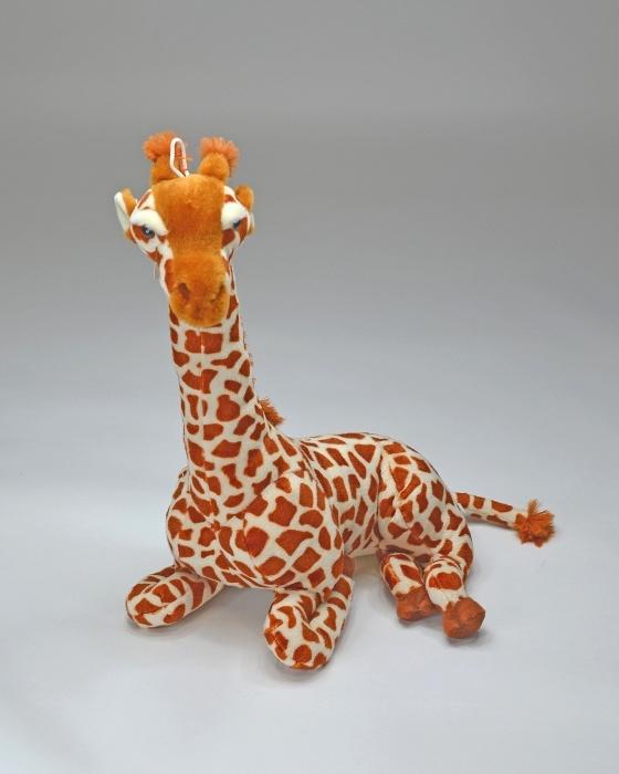 Plüsch Giraffe liegend ca 42 cm