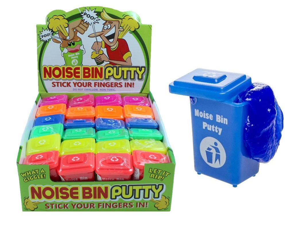 Pupsknete im Müllcontainer ca 6 x 4,5 x 3,5 cm