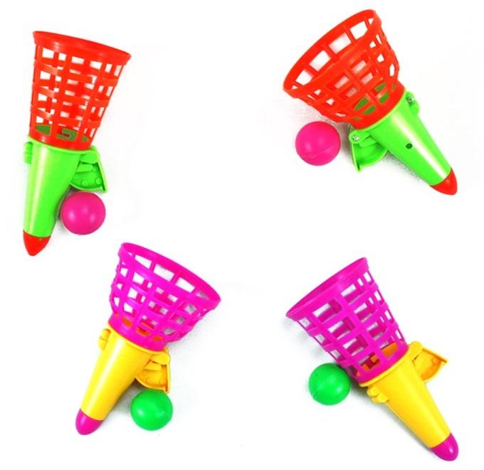 Fangballspiel 4-fach sortiert