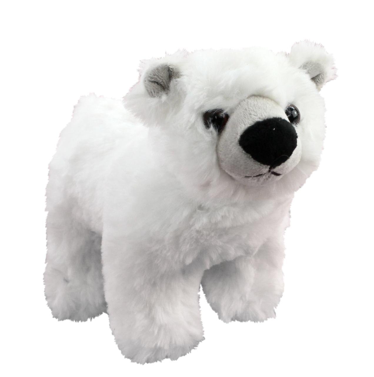 Eisbär Softplüsch ca 25cm
