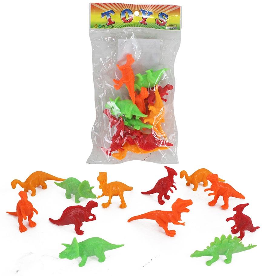 Dinosaurier 12 fach sortiert