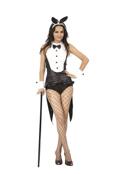 Kostüm - Tuxedo Bunny Größe M