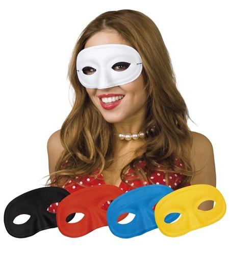 Maske - Augenmaske 5-fach sortiert