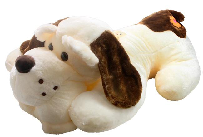 Hund Faulenzer ca 80 cm