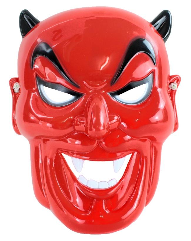 Maske Teufel für Kinder
