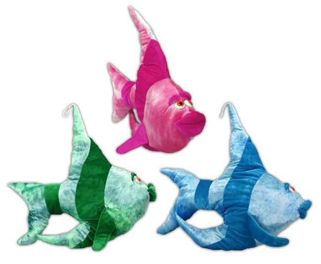 Fisch mit dicken Lippen 3 fach sortiert ca 60 cm