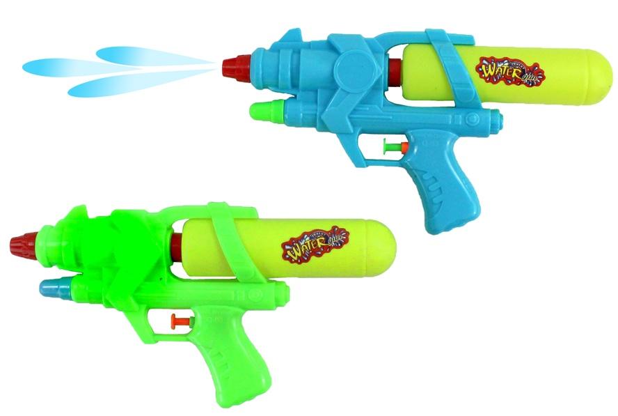 Wasserpistole 2-fach sortiert - ca 27cm