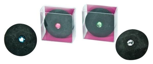 Radiergummi Diamant Design 4 fach sortiert - ca 40mm
