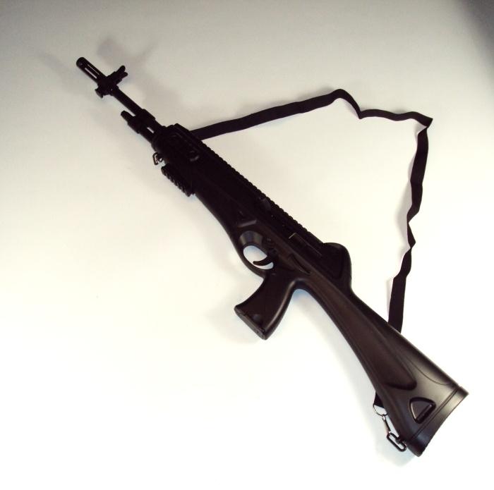 Kugelgewehr ca 80 cm