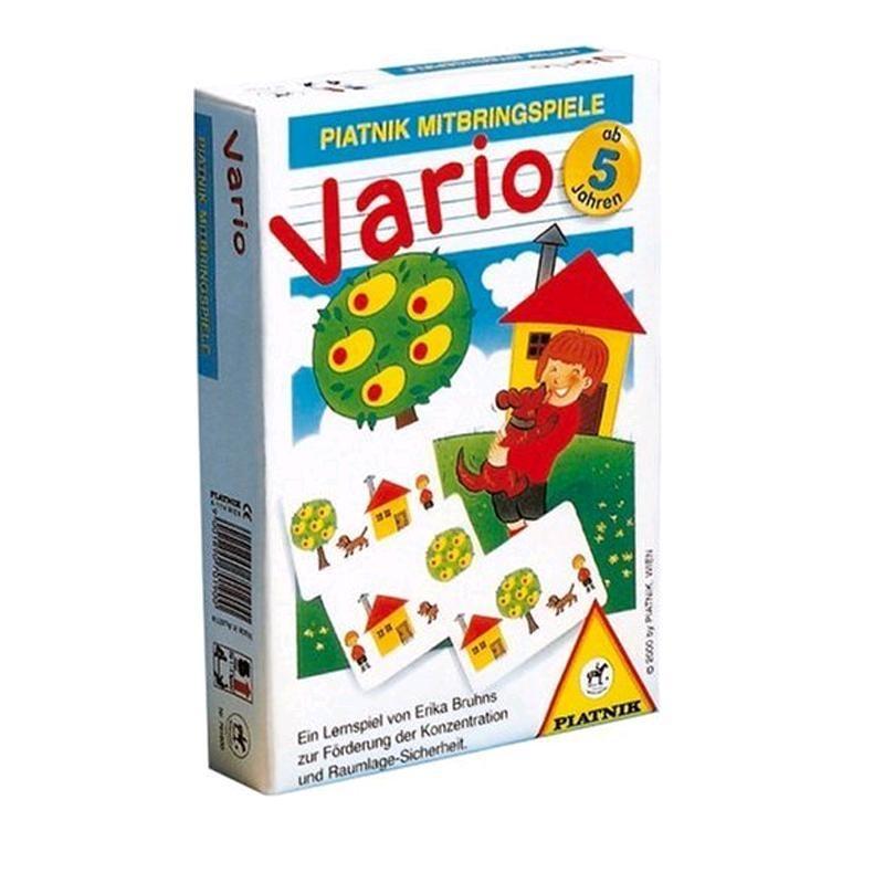 Spiel Mitbringspiel Vario Lernspiel - Konzentration