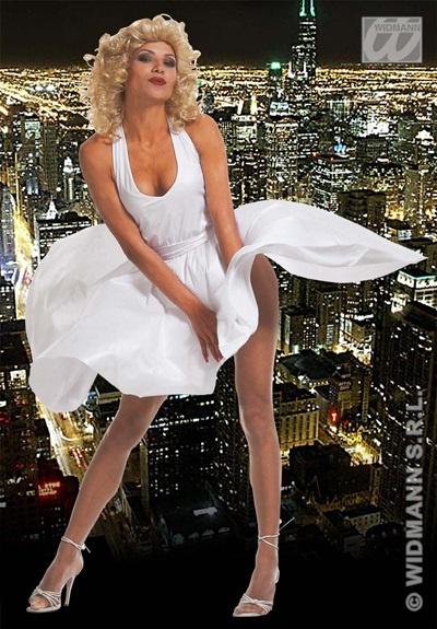 Kostüm - Marilyn Größe S