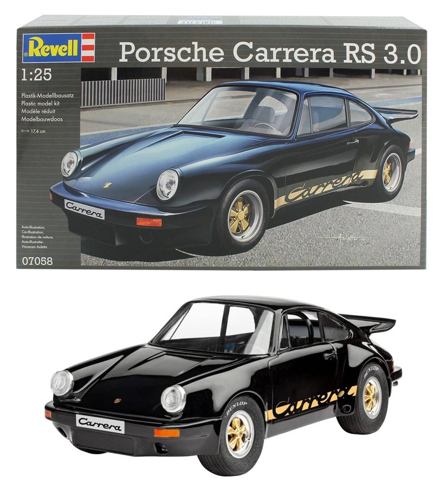 REVELL 07058 Porsche Carrera RS  Modellbausatz 1:25