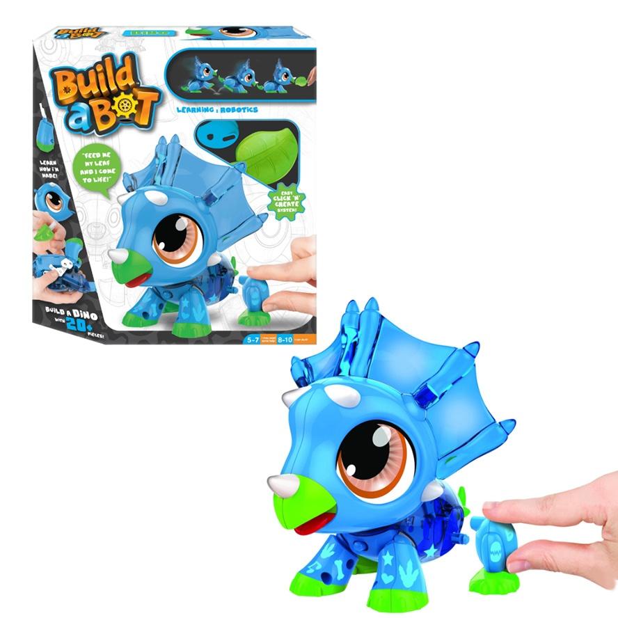 Build-a-Bot Konstruktionsspielzeug Dino