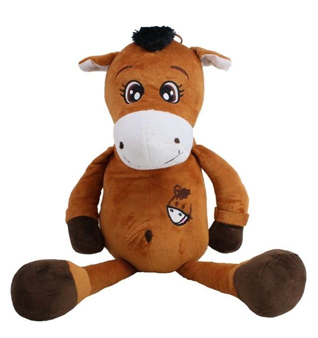 Pferd mit Schlenkerbeinen ca 70 cm