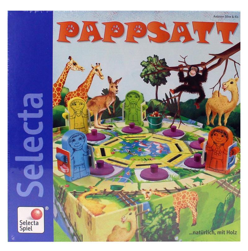 Selecta Pappsatt Spiel  in Box ca 29,5x29,5x7cm