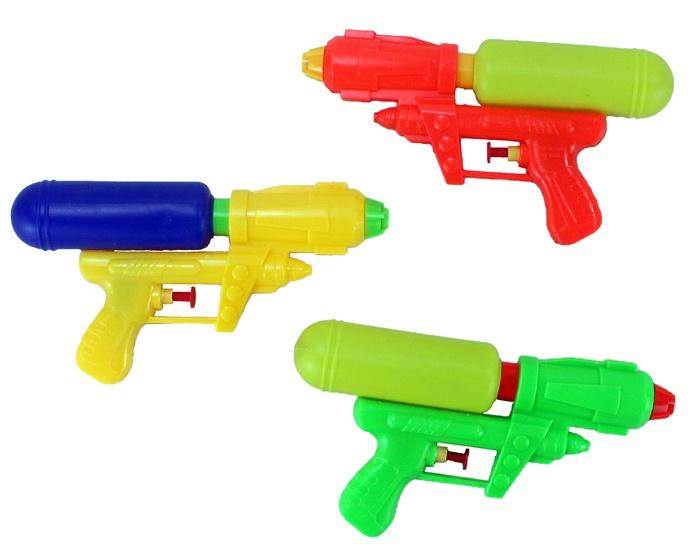 Wasserpistole 3-fach sortiert - ca 20cm