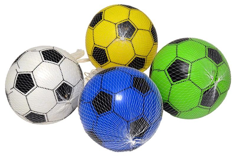 Fußball - 4 farbig sortiert ca  Ø 20 cm