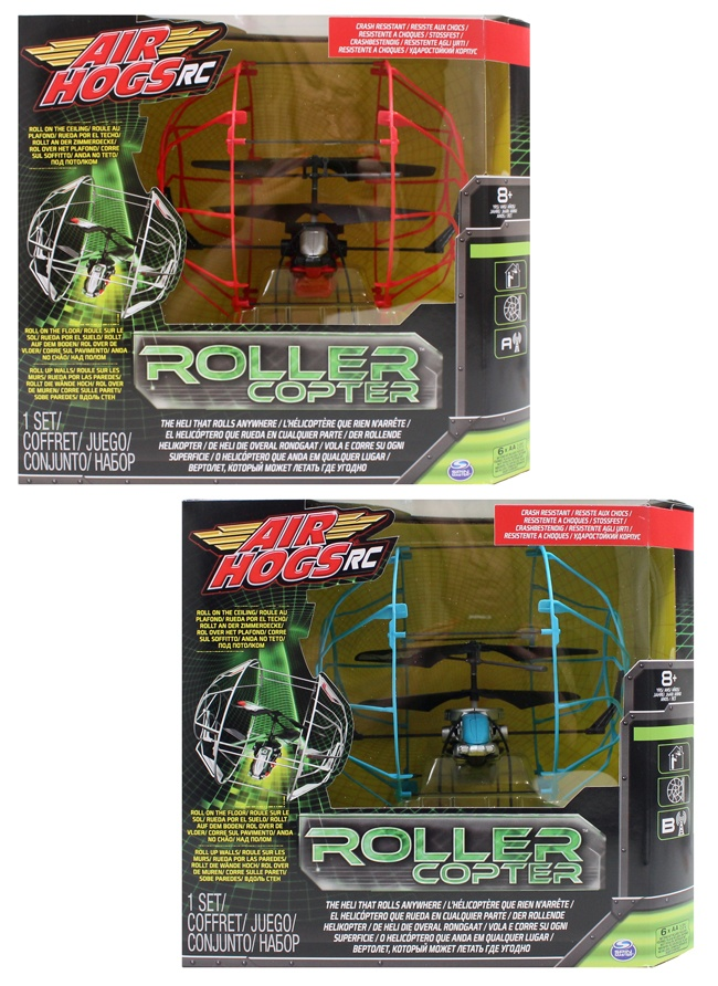 Spin Master 4 Kanal Air Hogs Roller Copter ca 19x17x17cm