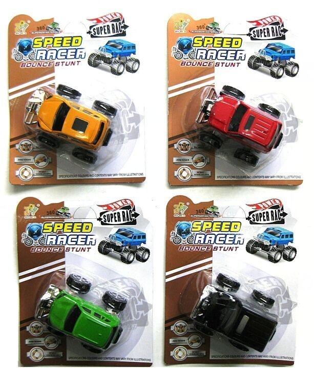 Monster Truck mehrfach sortiert ca 7 cm