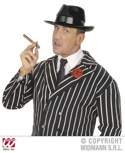 Gangster Hut aus Filz