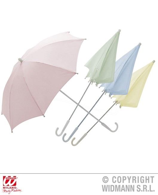 Regenschirm, Sonnenschirm 4 Farben sortiert  Ø ca 60 cm
