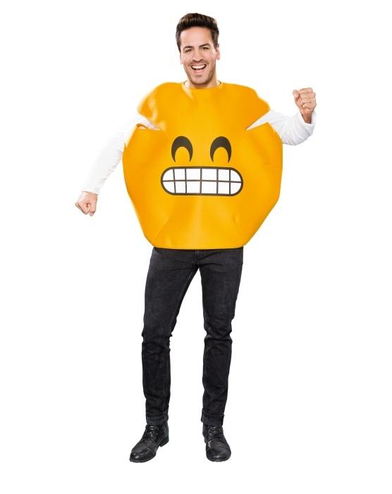 Emoticon grinsen