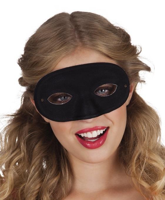 Maske Augenmaske Bandit