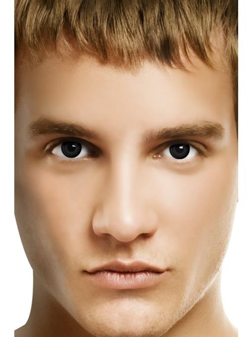 Kontaktlinsen Black Magic 1 Tages Linsen