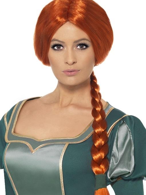 Perücke Shrek Prinzessin Fiona