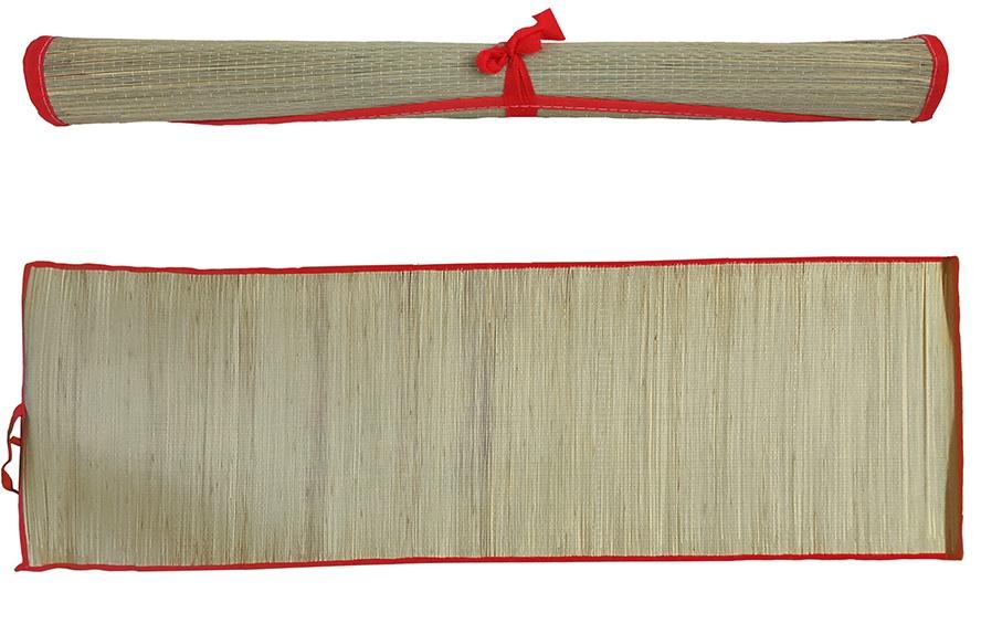 Strandmatte aus Bast ca 180x 60 cm