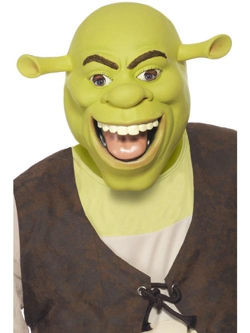 Maske Shrek Latex