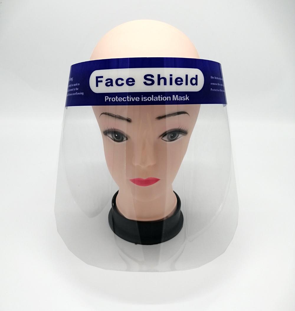 Gesichtsschutz Visier Face Shield Schutzvisier