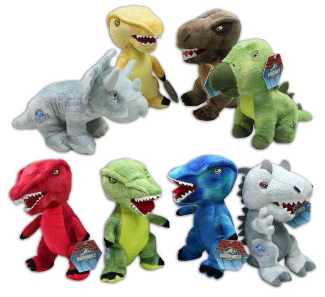 Jurassic World Dinosaurier  8 fach sortiert ca 23-28 cm