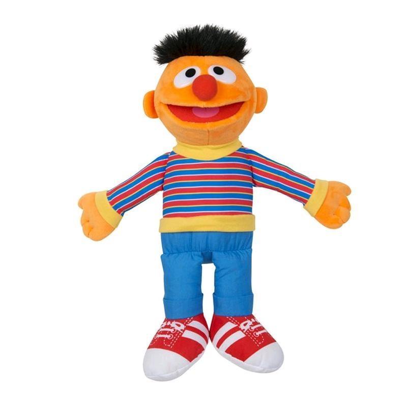 Sesamstraße Plüschfigur Ernie ca 40 cm