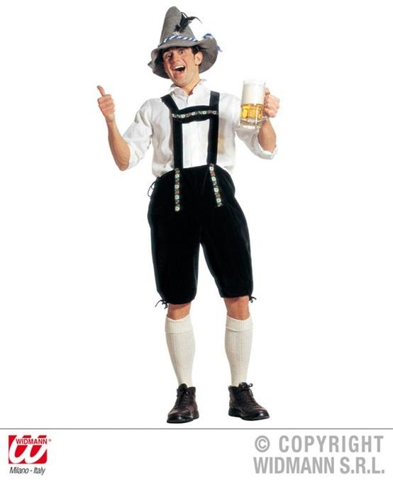Kostüm Lederhose Bayern Oktoberfest Größe L