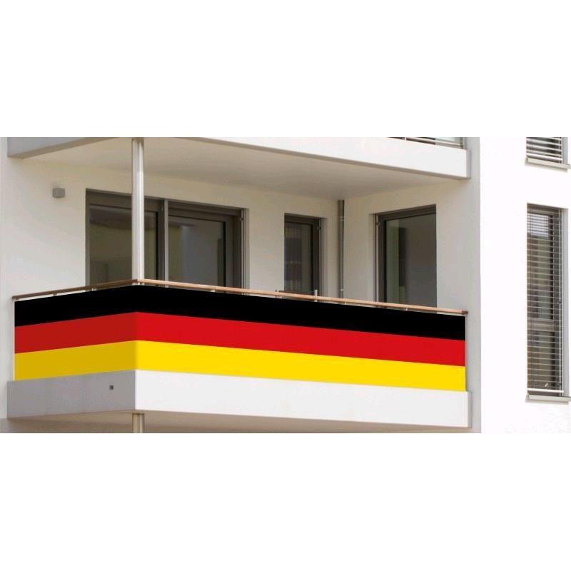 Deutschland Balkonumrandung ca 500 x 83 cm