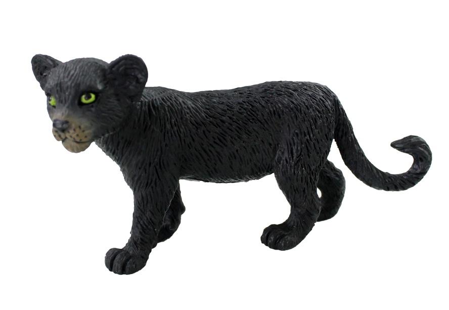 Bullyland Pantherjunges ca 9x5cm