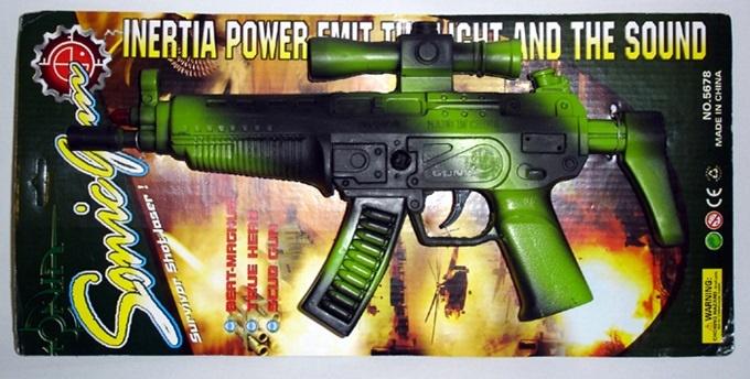 sonstige Pistolen/Gewehre