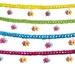 Girlande Hibiskus Hawaii 4-fach sortiert - ca 4m