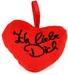 Herz , Ich liebe Dich, ca 10 cm